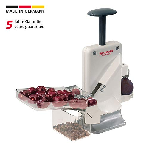 Westmark 40602260 Cherry and Plum Pitter, 8.583 x 8.346 x 4.094 inches