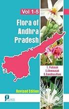 FLORA OF ANDHRA PRADESH - REVISED ED. (VOL. 1 - 5)