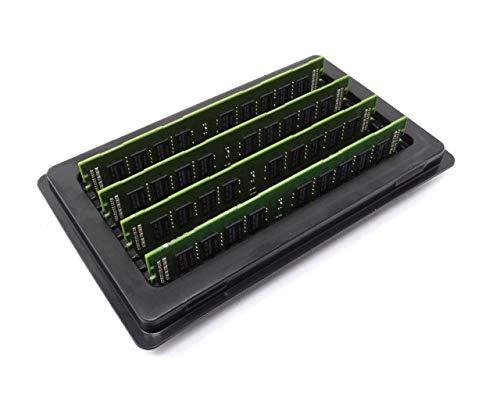 128GB (4x32GB) PC4-19200R 2400MHz RDIMM DDR4 ECC Registered Memory Kit for Supermicro A2SDi-4C-HLN4F Server (Certified Refurbished)