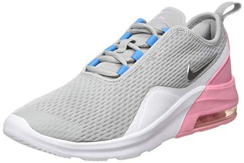 Nike Air Max Motion 2 (GS), Sneaker, Grigio Rosa, 39 EU