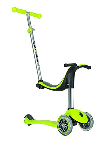 Globber Evo 4 in 1 V2 4511062 Lime Green