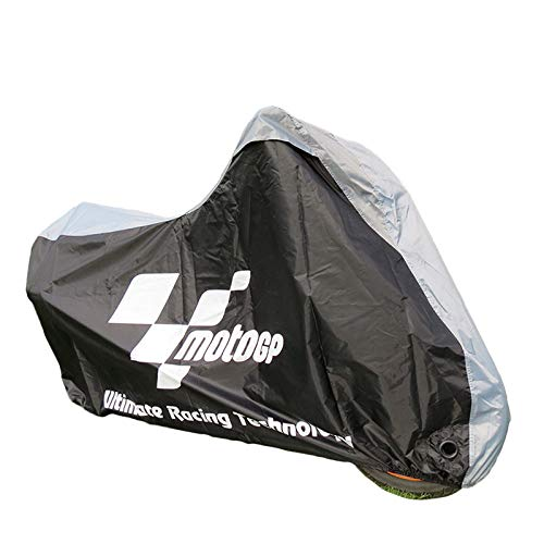 Automotive Car Accessories Black, Blue Naisidier Motorbike Cover for Outdoor Storage Anti-UV Protection from All Weather Conditions Motorbike Cover-