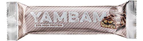 BodyAttack YAMBAM Protein Bar 20 x 80g Cookie´n Chocolate