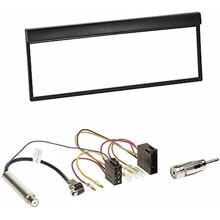 Einbauset Autoradio 1 Din Blende Einbaurahmen Elektronik
