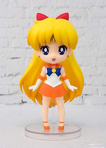 TAMASHII NATIONS Bandai Figuarts Mini Sailor Venus Sailor Moon, Multi