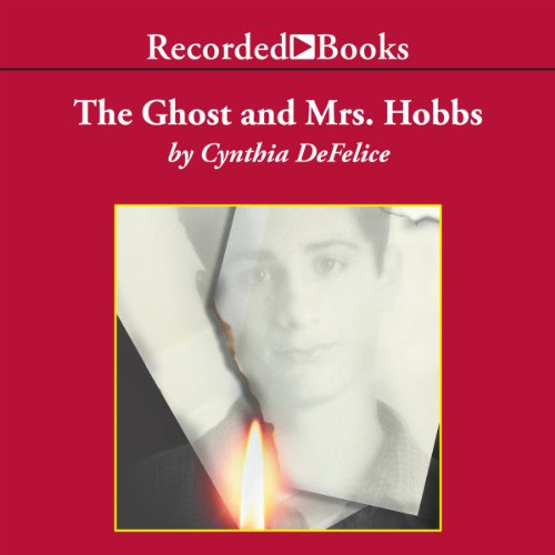 The Ghost and Mrs. Hobbs audiobook cover art