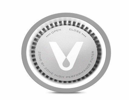 Новый Xiaomi viomi, Hepa фильтр для холодильника, очиститель воздуха, озоновая стерилизация для холодильника