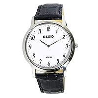 セイコー クオーツ メンズ 腕時計 SUP863P1 ホワイト [並行輸入品]