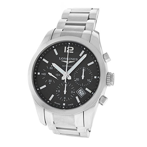Longines Conquest swiss-automatic Mens Reloj L27864566(Certificado) de segunda mano