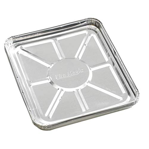 Fire Magic Foil Drip Tray Liner for Pre-2019 Aurora and Echelon Gas Grills - Case of 48