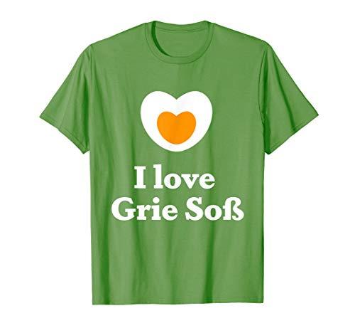 Frankfurt Hessisch   Grüne Soße für FFM und Hessen Geschenk T-Shirt