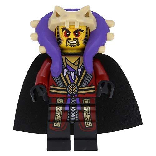 Ninjago LEGO Minifigur Master Chen with claw (70749)