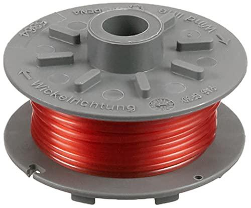 Bobina de hilo de recambio GARDENA: carrete de hilo intercambiable para desbrozadoras o desbrozadoras turbo art. 2401 (5364-20)