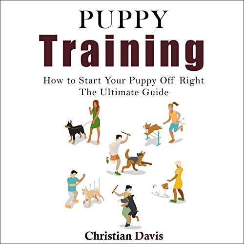 Puppy Training  By  cover art