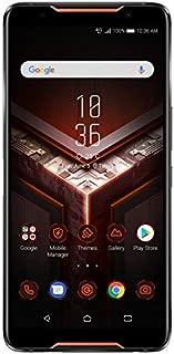 "ROG Phone Gaming Smartphone ZS600KL-S845-8G512G - 6"" FHD+ 2160x1080 90Hz Display - Qualcomm Snapdragon 845-8GB RAM - 512GB Storage - LTE Unlocked Dual SIM Gaming Phone - US Warranty"