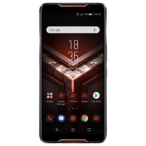 "ROG Phone Gaming Smartphone ZS600KL-S845-8G512G - 6"" FHD+ 2160x1080 90Hz Display - Qualcomm Snapdragon 845 - 8GB RAM - 512GB Storage - LTE Unlocked Dual SIM Gaming Phone - US Warranty"
