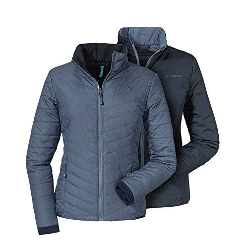 Schöffel Damen Ventloft Jacket Alyeska2 Daunen- / Thermojacken, Blue Indigo, 38