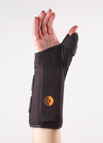 """Corflex Ultra Fit Wrist Splint w/Abducted Thumb 8"""" SM Left"""