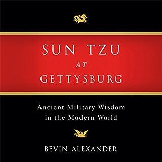Sun Tzu at Gettysburg cover art