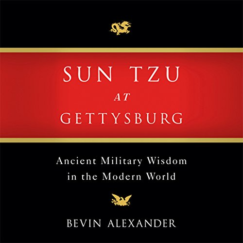 Sun Tzu at Gettysburg audiobook cover art