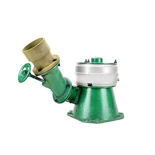 LWQ Micro turbina hidráulica de Agua del generador, 220V / 500W hidroeléctrica Imán Completa núcleo de Cobre Fase generador Individual