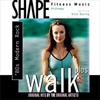 Shape Fitness Music: Walk Plus