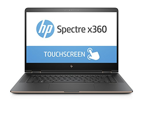 HP Spectre x360 15-bl000nl Notebook Convertibile,...