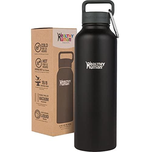 Healthy Human Sports Travel Water Bottle