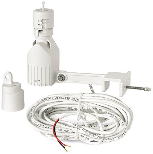 Ipierre Garden 40212 - Disco Sensor De Lluvia Higroscópico