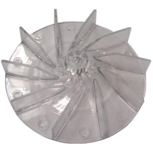 Eureka Sanitaire 12988 Vacuum Cleaner Plastic Fan Impeller (Case of 12)