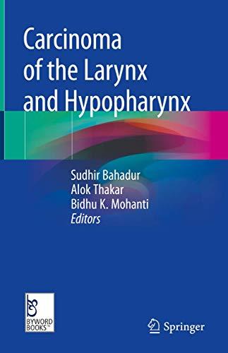 Carcinoma of the Larynx and Hypopharynx