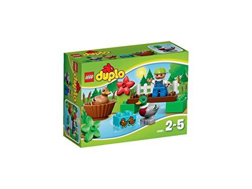 LEGO - 10581 - Duplo - Jeu de Construction - Les Canards