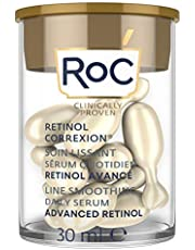 RoC - Retinol Correxion Line Smoothing Nacht Serum - Anti-rimpel en veroudering - Verstevigend Hydraterend Serum - Capsules 10 stuks