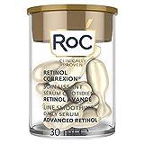 RoC - Retinol Correxion Line Smoothing Suero de Noche - Antiarrugas y envejecimiento - Hidratante Reafirmante - Cápsulas de 10 piezas