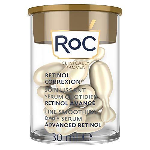 RoC - Retinol Correxion Line Smoothing Suero de Noche - Antiarrugas y Envejecimiento -...
