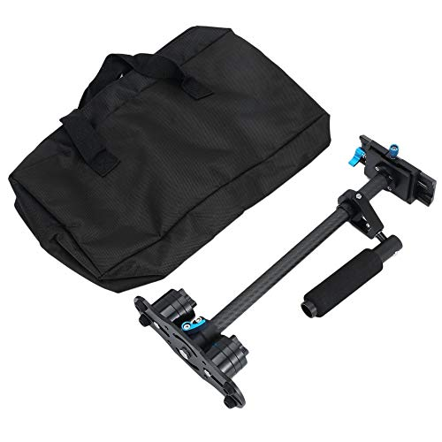 Bubbry Handheld Camcorder Stabilizer S60T Carbon Stabilisator voor Canon