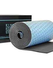 King Kong State Gorilla Flex 19 mm NIEUW - 8 m² zelfklevende warmte-isolatie voor het isoleren van voertuigen - flexibele rubberen isolatiemat voor de automobielsector