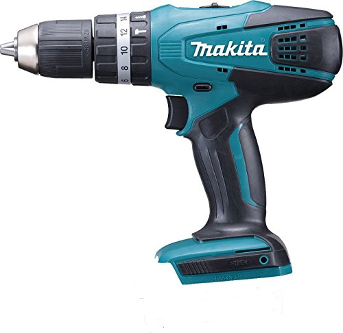 MAKITA 18V CORDLESS COMBI BODY ONLY MODEL HP457 BARE UNIT *COMPATIBLE WITH BL1813G & DC18WA* *SOLD SEPARATELY*