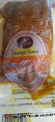 オードブル 合鴨ロース オレンジ ソース煮 30本(本160g) 冷凍 業務用