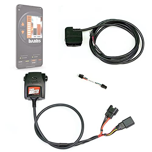 Banks Power 64310 Pedal Monster Kit Molex MX64 6 Way Stand Alone For Use With Phone
