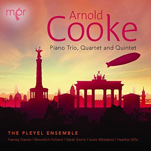 Cooke: Piano Trio/Quartet [The Pleyel Ensemble] [Mpr: MPR105]
