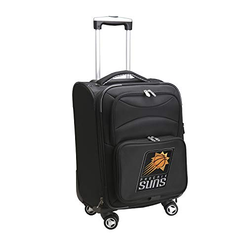 %65 OFF! Denco NBA Phoenix Suns Domestic Carry-On Spinner, 20-Inch, Black