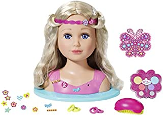 Best baby born make up and hair styling head Reviews