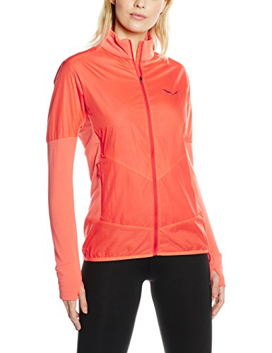 SALEWA Damen Funktionsjacke PEDROC PTC ALPHA Softshelljacken, hot coral/1780, 36