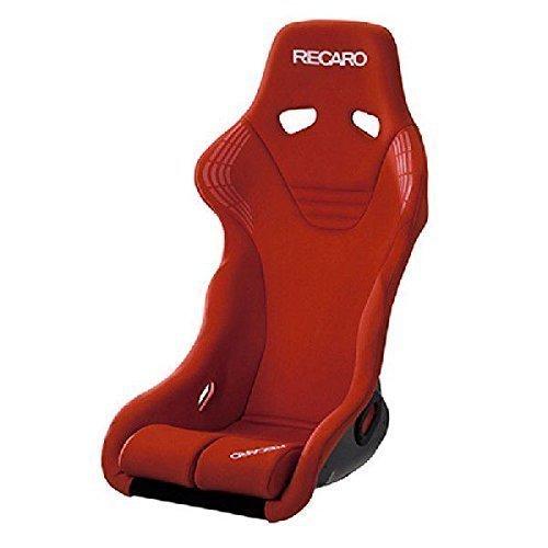 Recaro(レカロ) RS-GS RED W/O FIA 81081.99.868-0
