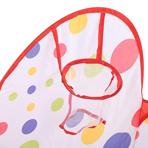 SALALIS Tienda de campaña para bebés Tienda de Juegos para niños Piscina de Bolas para niños pequeños para niños pequeños Piscina de Bolas para bebés