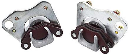 Front Brake Calipers With Pads For Polaris Ranger 500 700 EFI LE XP TM 2005 2007 product image