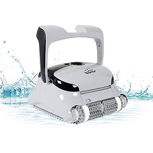 DOLPHIN C3 Commercial Robotic Pool Cleaner with...