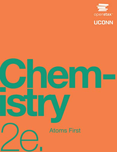 Chemistry: Atoms First 2e by Openstax College