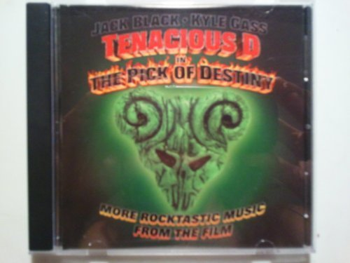 More Rocktastic Music From The Film: Tenacious D in The Pick Of Destiny by Unknown (2007-01-01)